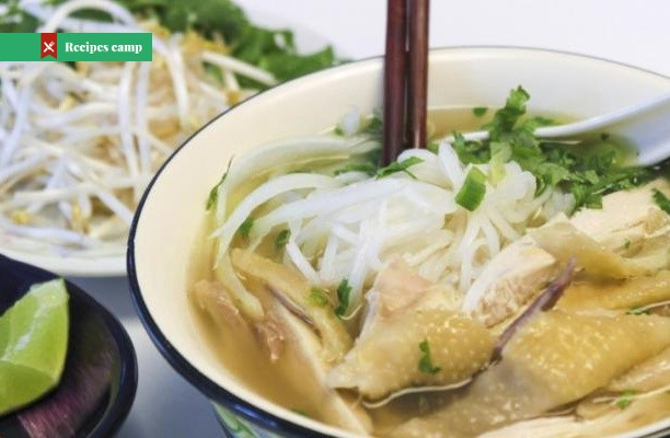 Recipe  Asian Chicken Noodle Soup