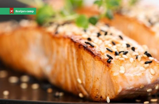 Recipe  Baked Sesame-Ginger Salmon in Parchment