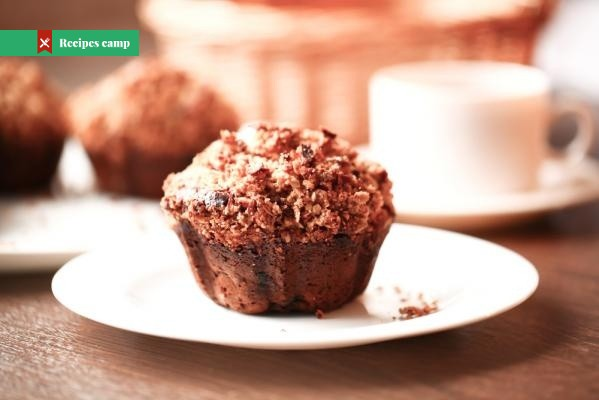 Recipe  Banana Crumb Muffins