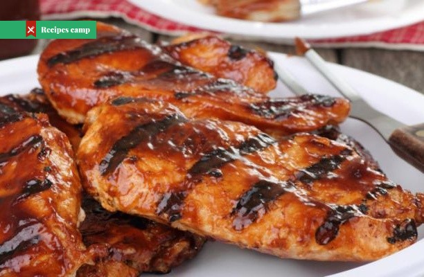 Recipe  BBQ Chicken Breasts