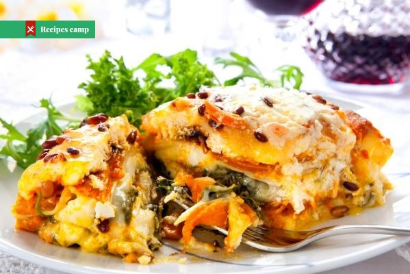 Recipe  Best Vegetable Lasagna