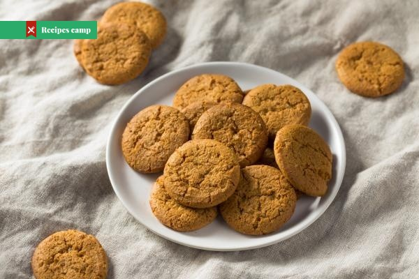Recipe  Big Soft Ginger Cookies