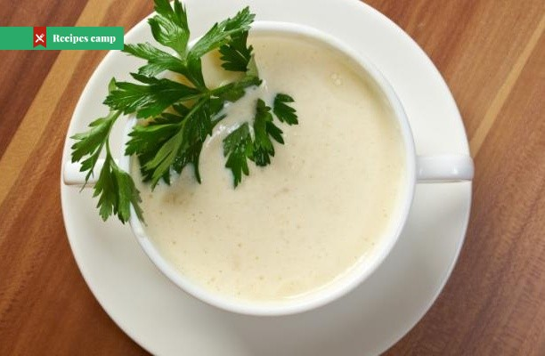 Recipe  Cauliflower, Leek & Pistachio Soup