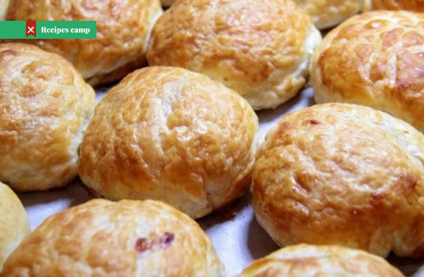 Recipe  Cheese & Potato Pies with Bacon
