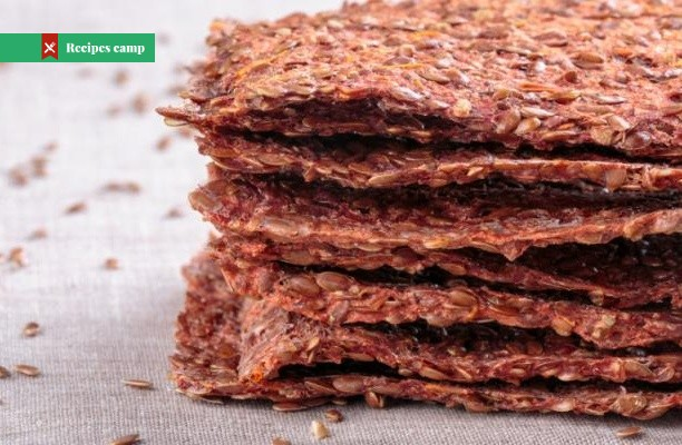 Recipe  Chia crisp-breads