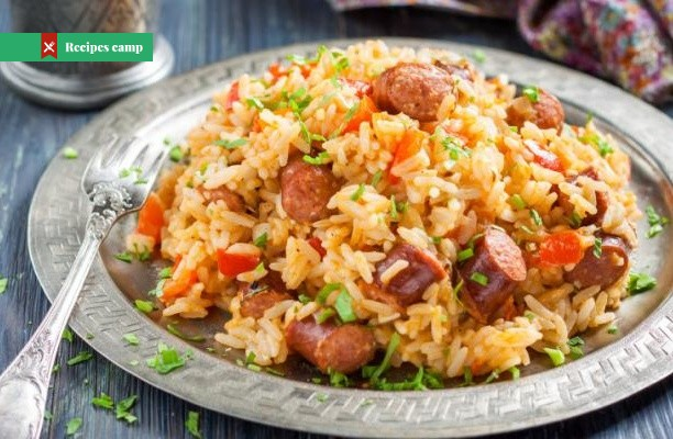 Recipe  Chicken and Sausage Jambalaya