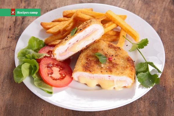 Recipe  Chicken Cordon Bleu