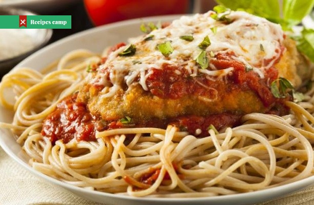 Recipe  Chicken Parmesan