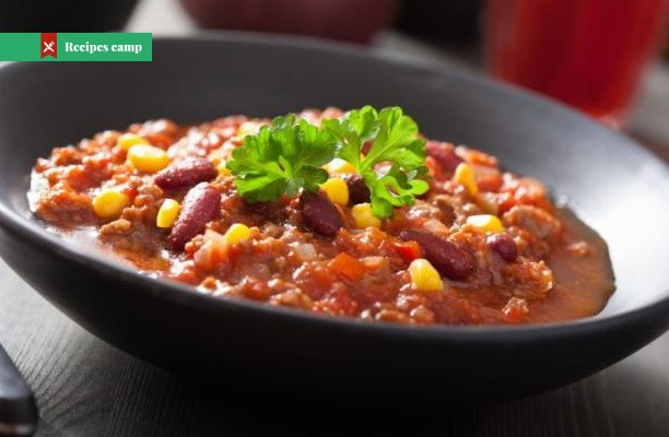 Recipe  Classic Chili Con Carne