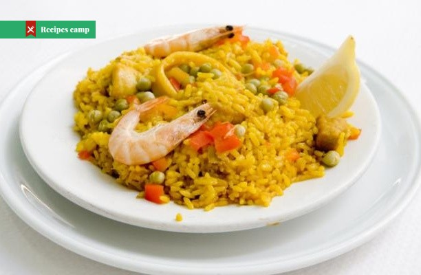 Recipe  Easiest ever paella