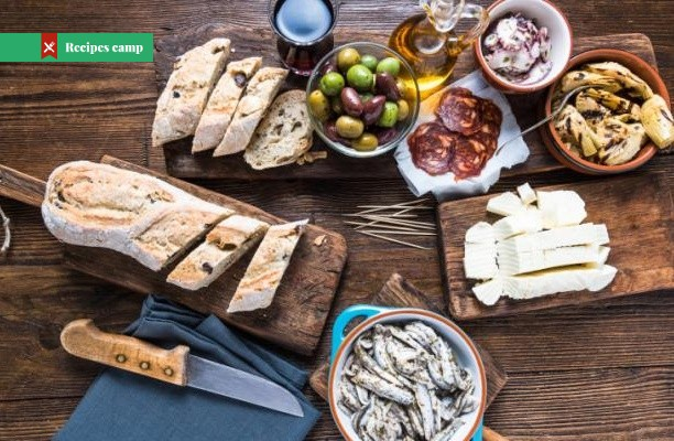 Recipe  Easy Spanish tapas