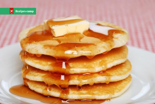 Recipe  Fluffy Pancakes