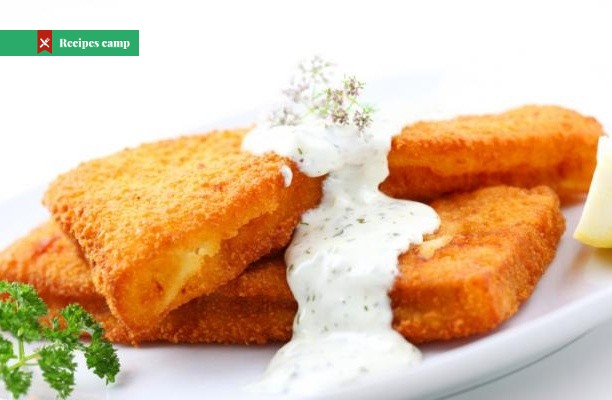 Recipe  Fried Catfish with Tartar Sauce