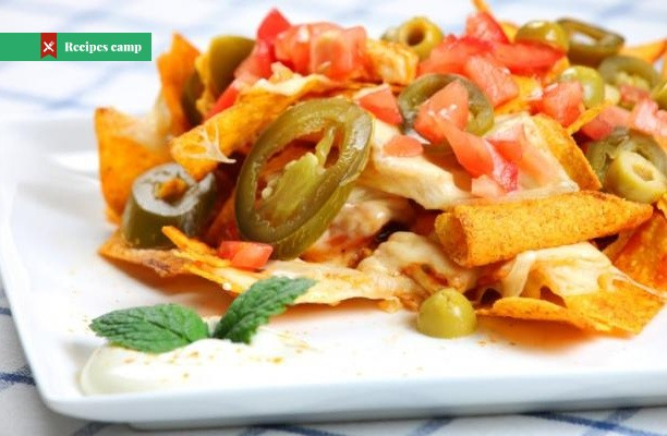 Recipe  Grilled Chicken Nachos