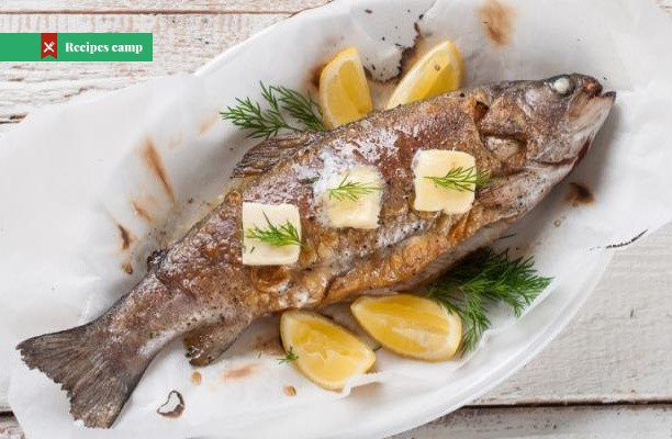 Recipe  Grilled Trout with Dill and Lemon