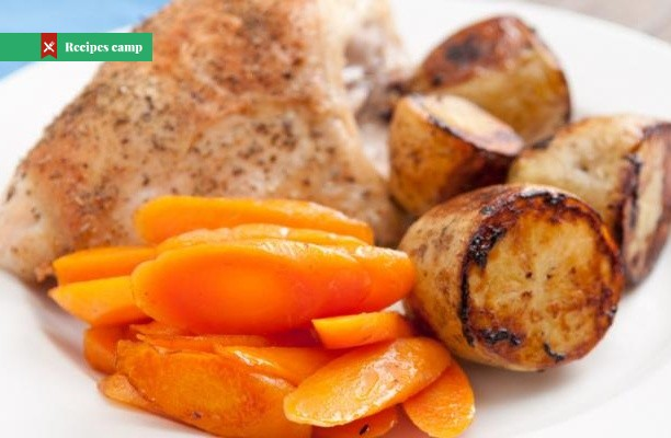 Recipe  Herb Roasted Chicken & Vegetables