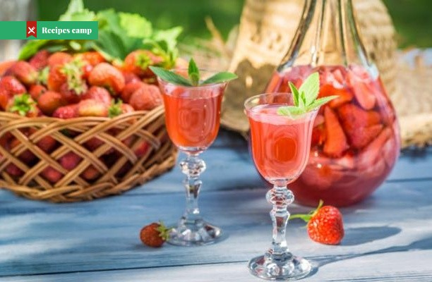Recipe  Homemade strawberry-infused Vodka