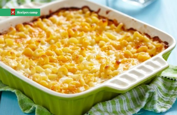 Recipe  Macaroni and Cheese