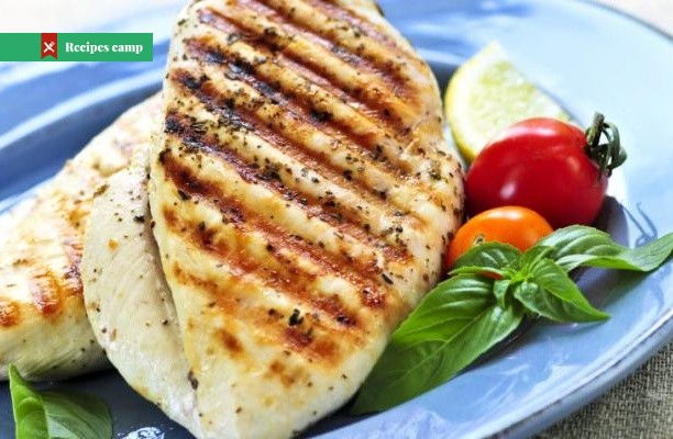 Recipe  Moroccan Spiced Grilled Chicken Breasts