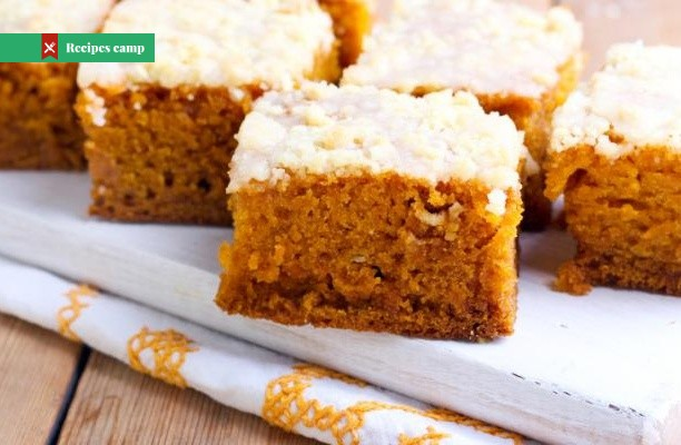 Recipe  Paleo Pumpkin Bars