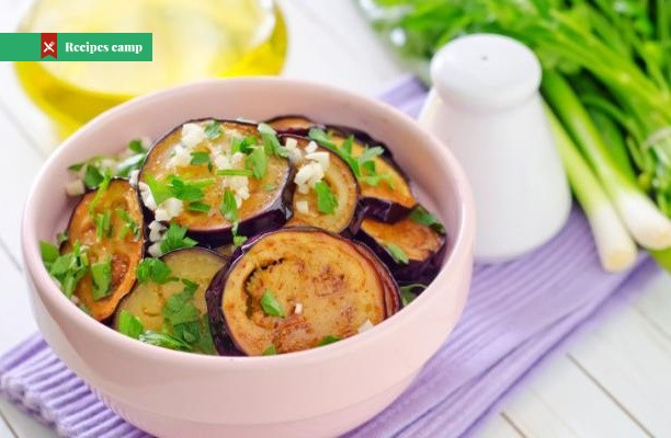 Recipe  Pan-Fried Eggplant with Balsamic and Capers
