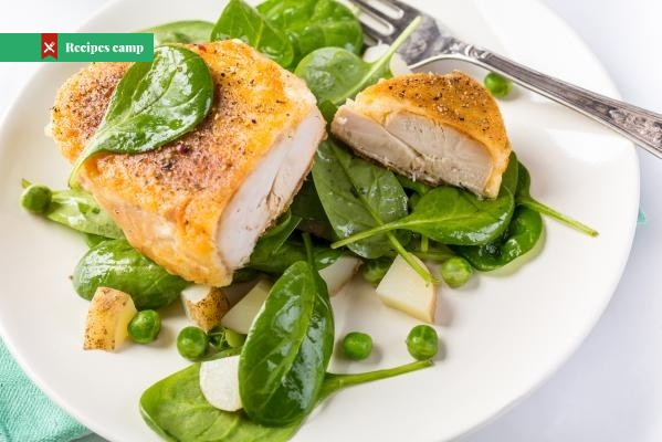 Recipe  Parmesan Spring Chicken