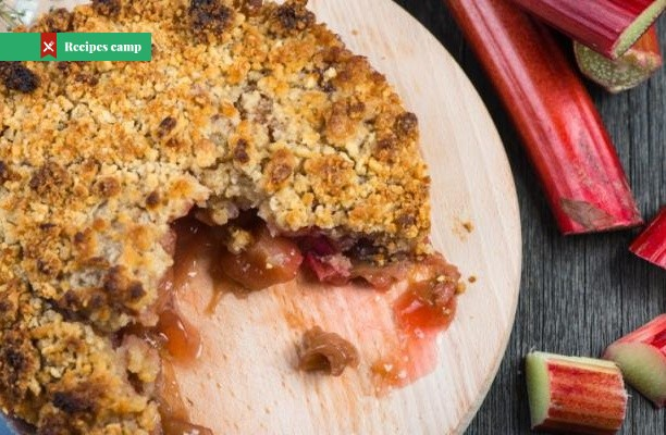 Recipe  Perfect Rhubarb Pie