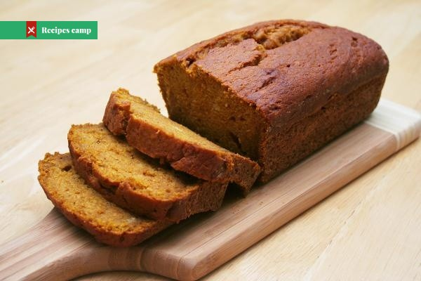 Recipe  Pumpkin Bread
