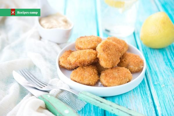 Recipe  Quinoa chicken nuggets
