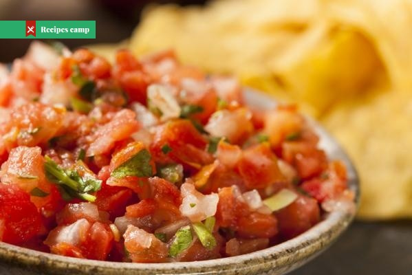 Recipe  Salad Pico de Gallo