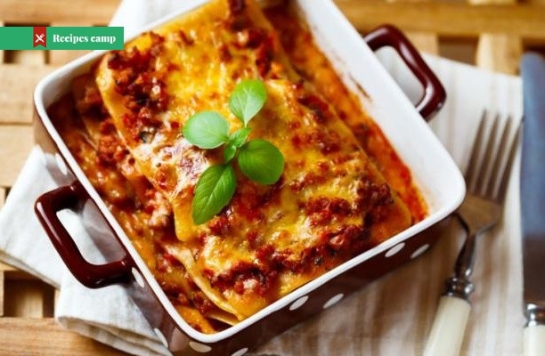 Recipe  Slow Cooker Lasagne