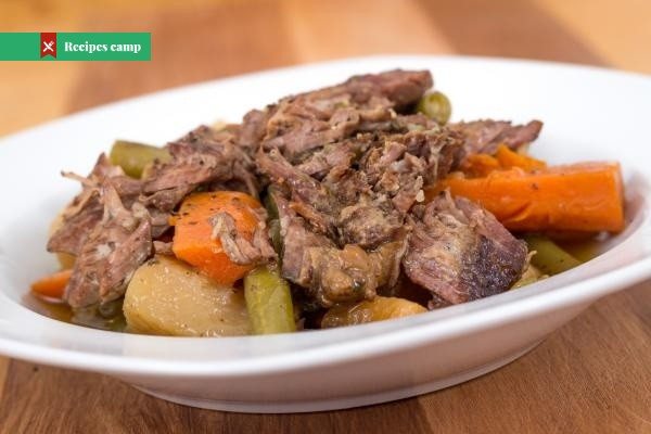 Recipe  Slow Cooker Pot Roast