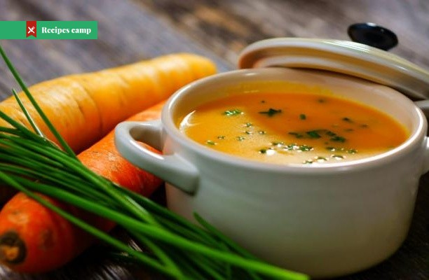 Recipe  Spiced Carrot Soup