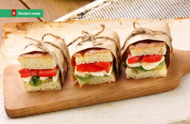 Recipe  The Ultimate Cheese and Tomato Sandwich