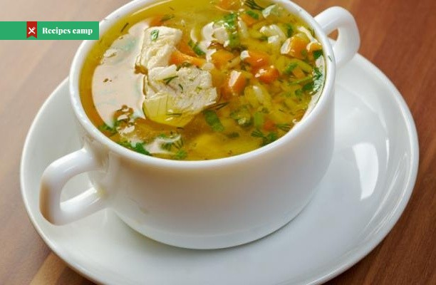 Recipe  Turkey and Rice Vegetable Soup