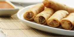 Childrens Spring rolls