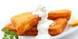 Fried Catfish with Tartar Sauce