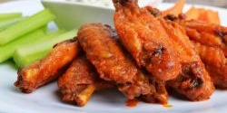 Kare Kare Chicken Wings