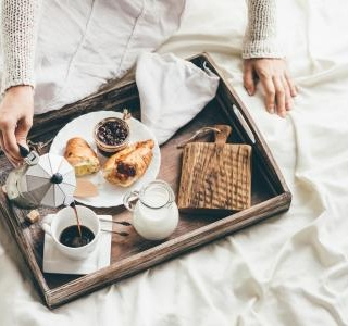 Breakfast-in-Bed Recipes