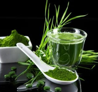 Chlorella and Young Barley - Try These Super Foods…