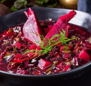 Boost immunity with Beetroot soup