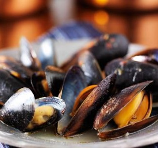 Chilli Mussels