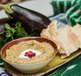 Delicious Baba Ganoush