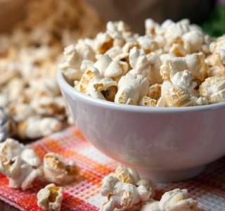 Doughnut Popcorn