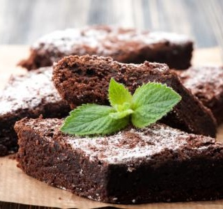 Easy Chocolate Brownies