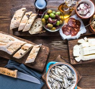 Easy Spanish tapas