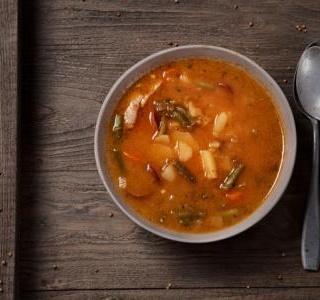 Lebanese beef stew