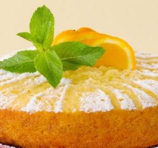 Orange & Olive Oil Cake