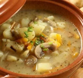 Potato and Beer Soup