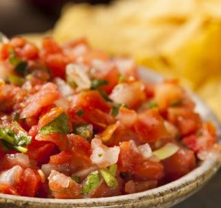 Salad Pico de Gallo